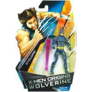 X-Men Origins Wolverine Comic シリーズ 3 3/4 インチ Action フィギュア Cyclops