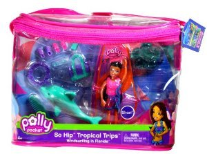 Mattel マテル社 Year 2006 Polly Pocket