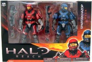 マクファーレン HALO REACH シリーズ1/Spartan Hazop 2-Pack/ヘイロー・リーチ