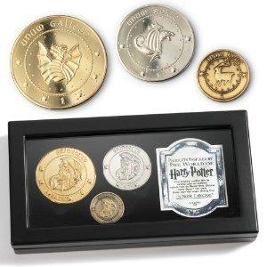 Harry Potter (ハリーポッター) Gringotts Bank Coin Collection フィギュア おもちゃ 人形