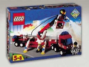 Lego (レゴ) Fire Fighters' Lift Truck 6477 ブロック おもちゃ