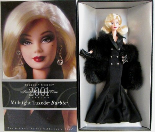 Midnight Tuxedo Barbie バービー 2001 Limited Edition 人形 ドール