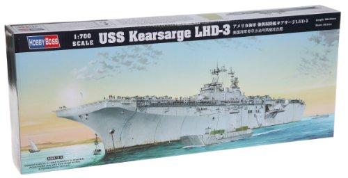 1/700 艦船シリーズ アメリカ海軍 強襲揚陸艦 キアサージ LHD-3