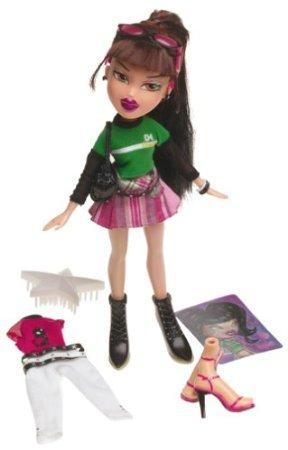 Bratz (ブラッツ) Doll Funk Out Jade ドール 人形 フィギュア