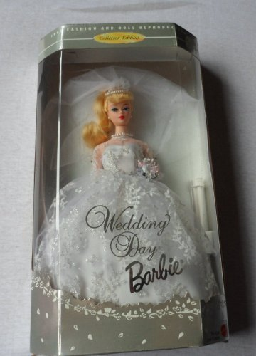 Wedding Day Barbie バービー ~ 1960 Fashion and Doll Reproduction Collector Edition 人形 ドール