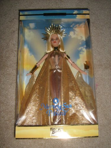 バービーMORNING SUN PRINCESS Barbie Doll Collector Edition Celestial Collection