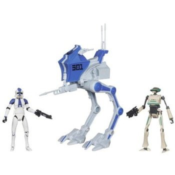 スターウォーズ Star Wars Deluxe Vehicle 501st Legion AT-RT with AR