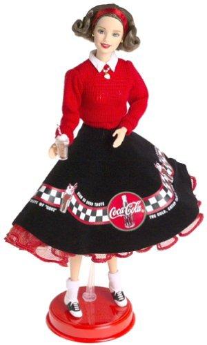 Coca-Cola Barbie バービー #2 2000 人形 ドール