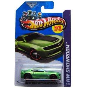 Hot Wheels (ホットウィール) HW Showroom 2013 Hot Wheels (ホットウィール) Chevy (シボレー) Camaro (
