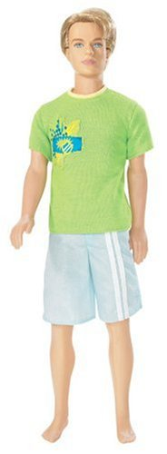 バービーBarbie: Beach Ken Doll   K8387