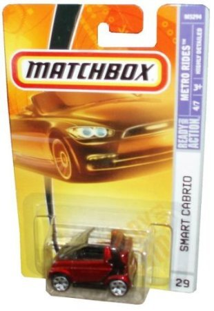 Mattel (マテル) Matchbox (マッチボックス) 2007 MBX Metro Rides 1:64 スケール ダイキャスト Metal Ca