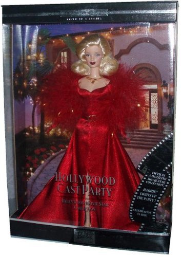 Barbie バービー 2001 Collector Edition Fifth in A Series Hollywood Movie Star Collection 12 Inch D