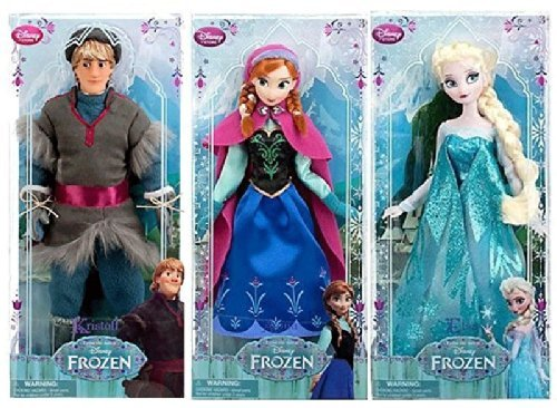 Disney STORE Classic Doll Collection