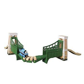 きかんしゃトーマス 木製レールシリーズ 拡大する橋 エキスパンションブリッジ LC98202 ラーニングカー