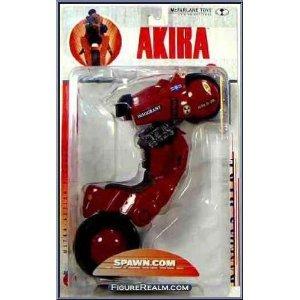McFarlane Toys 3D Animation From Japan Series 1 Action Figure フィギュア Akira Kanedas Bike