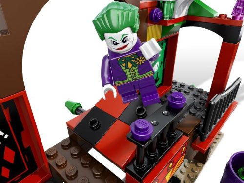 LEGO® *PURPLE BARREL* NEW NEVER USED from Superheroes 6857