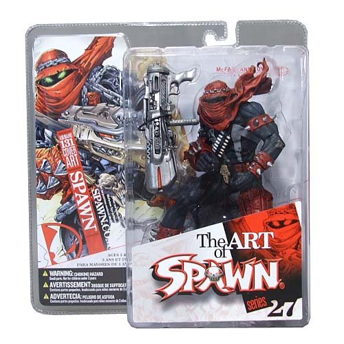 The ART of SPAWN/スポーン Series27 i.131スポーン i.131