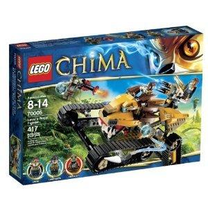 LEGO (レゴ) Chima Laval Royal Fighter 70005 ブロック おもちゃ