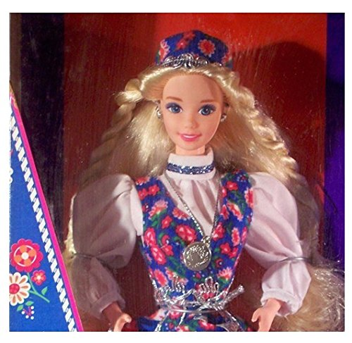 Norwegian Barbie バービー Dolls of the World Collection 人形 ドール