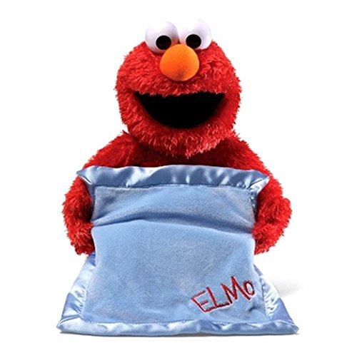 Gund ピーカーブー セサミストリート・エルモ(Elmo) 英語版