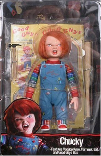 NECA Cult Classics 4 CHILD'S PLAY 3 CHUCKY チャイルド・プレイ チャッキー