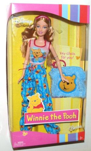 Barbie バービー Winnie the Pooh Barbie バービー Doll 人形 ドール