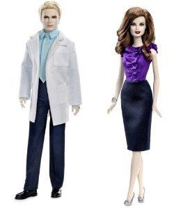 Barbie(バービー) The Twilight Saga Barbie(バービー) Doll Set Of 2 ドール 人形 フィギュア