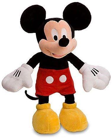 Disney ディズニー 17 Inch Deluxe Plush Figure Mickey Mouse ぬいぐるみ