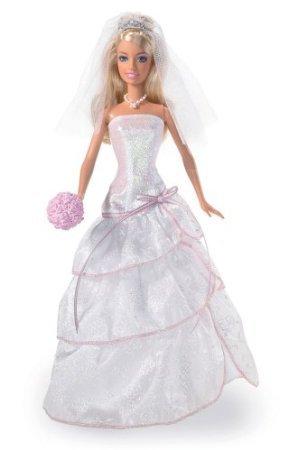 Barbie(バービー) Sparkle Wedding Day Bride ドール 人形 フィギュア