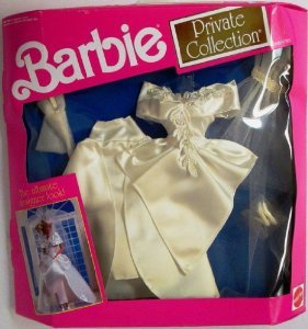 Barbie(バービー) Private Collection Outfit Mint in Box 1991 Wedding ドール 人形 フィギュア