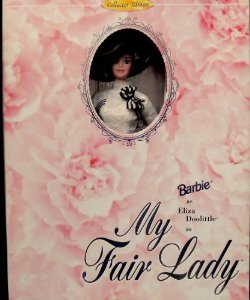 Barbie(バービー) Doll as Eliza Doolittle from My Fair Lady at Ascot ドール 人形 フィギュア