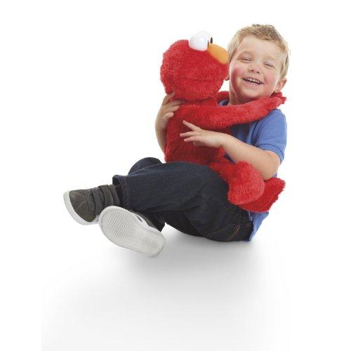 Playskool Sesame Street セサメストリート Big Hugs Elmo ぬいぐるみ