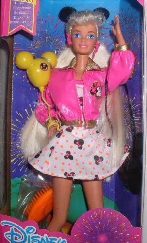 Disney ディズニー Fun Barbie バービー 2nd Edition 1994 人形 ドール