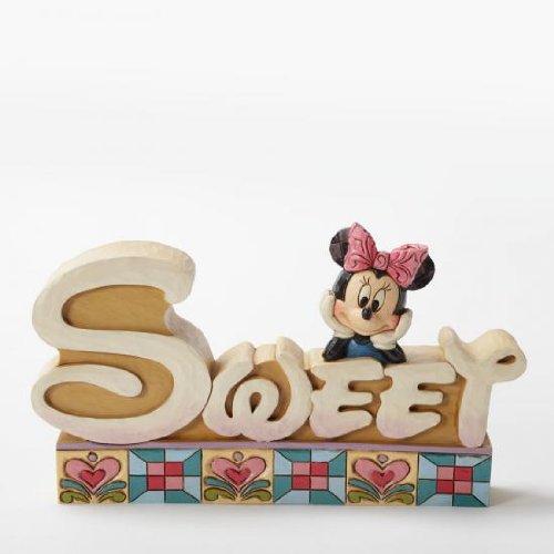 最安 ディズニーフィギュア ディズニートラディション ジム・ショワ 4032897 ミニーマウス ミニーマウス