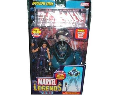 マーベル レジェンド Marvel Legends 6インチ #12 [Apocalypse] X23 [紫]