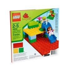 LEGO (レゴ) DUPLO Building Large Plates 4632 ブロック おもちゃ