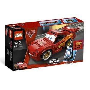 LEGO (レゴ) Cars Ultimate Build Lightning McQueen 8484 ブロック おもちゃ