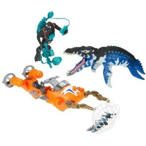 Animal Planet Deep Sea Adventure Playset - Liopleurodon