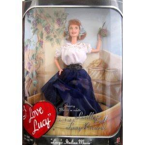 Barbie バービー As Lucy in I Love Lucy - Lucy's Italian Movie Episode 150