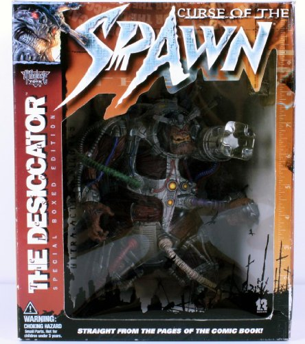 The Desiccator Special Boxed Edition -デシケーター- 「CURSE OF THE SPAWN -カース オブ ザ スポーン-