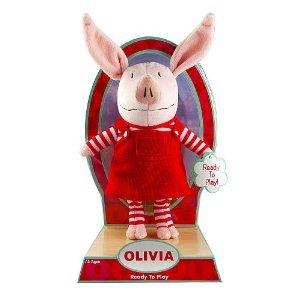 Olivia Ready to Play Plush Doll ぬいぐるみ 人形