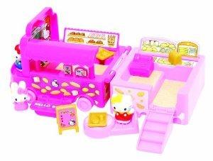 Hello Kitty (ハローキティ) Mini Driving Bakery Shop
