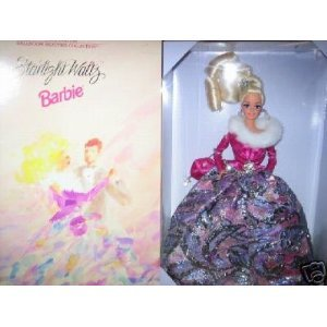 Starlight Waltz Barbie - Limited Edition - Ballroom Beauties Collection - 1995 version