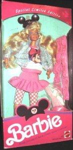 Barbie(バービー) Special 限定品-Disney (ディズニー)Character Fashions 1990 ドール 人形 フィギュア