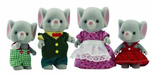 Sylvanian Families Elephant Family 人形 ドール