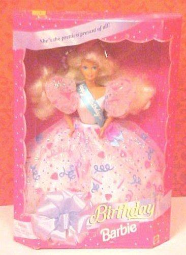 1994 Happy Birthday Barbie バービー Doll Confetti Gown 人形 ドール