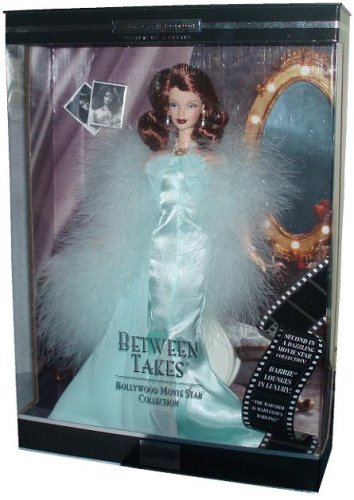 Barbie バービー 2000 Collector Edition Second in a Series Hollywood Movie Star 12 Inch Doll Collec