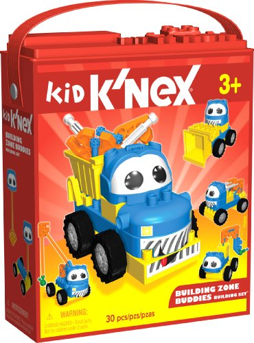 最新 Kid K'nex Construction Crew Kid Building Construction Set Crew キッドコネックス 建設クルーセット, スプーンshop:f1825995 --- clftranspo.dominiotemporario.com