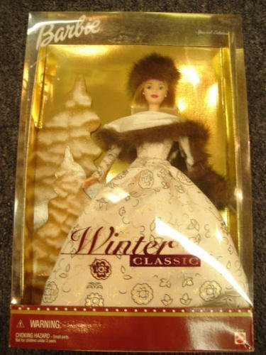 Winter Classic Barbie バービー Special Edition 人形 ドール
