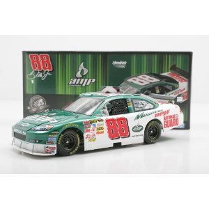 Motorsports Authentics/Action Dale Earnhardt Jr #88 Green & White AMP Energy 1/24 スケール ダイキ